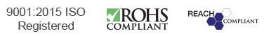 iso, rohs, reach compliance